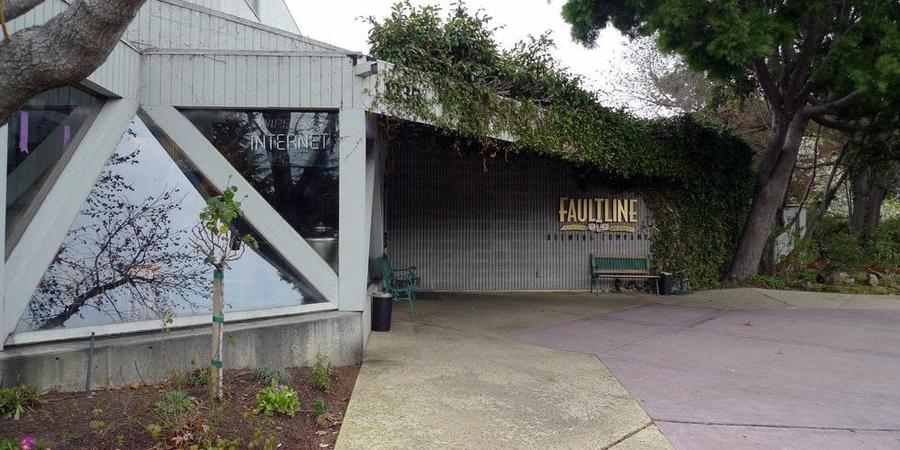Faultline Brewing Company wedding South Bay