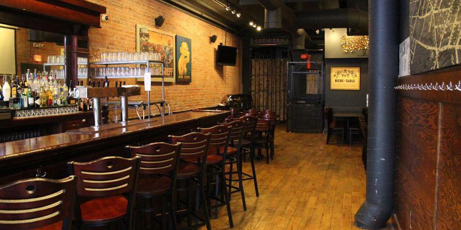 Arbor Brewing Company Brewpub - Ann Arbor wedding Detroit