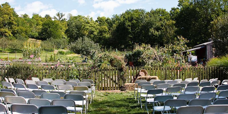 Gorman Heritage Farm wedding Cincinnati