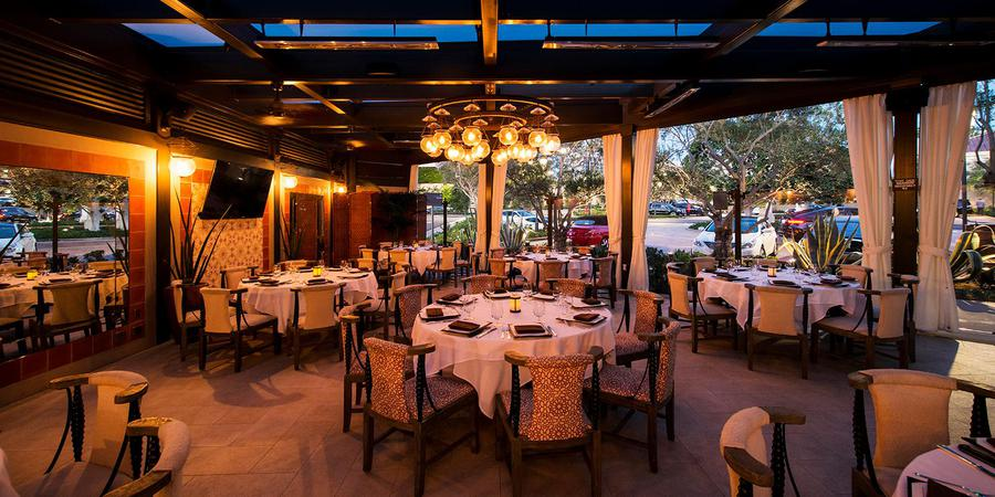 Red O Restaurant Newport Beach Weddings Get Prices For