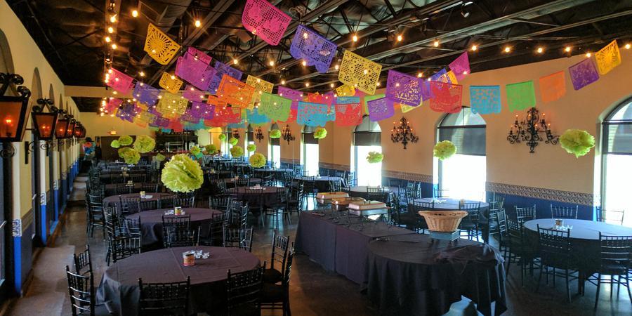 El Fenix Mexican Restaurant wedding Dallas