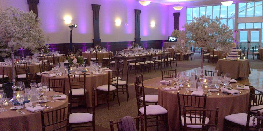 The Waterhouse Banquet & Catering Facility wedding Central Illinois