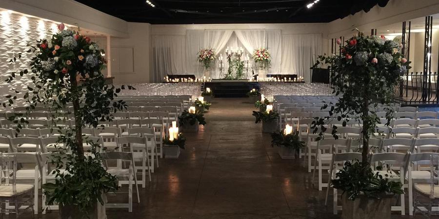 The Railroad District wedding Mississippi