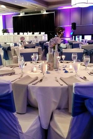 The NEW Center wedding Cleveland