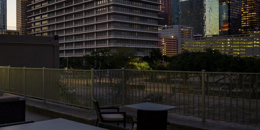 Holiday Inn Houston Downtown wedding Houston