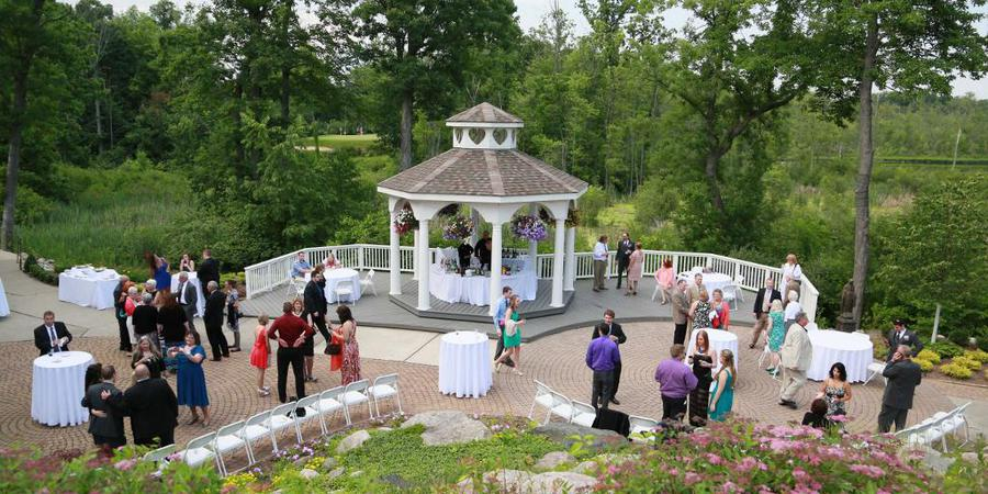Twin Lakes Golf & Swim Club wedding Detroit