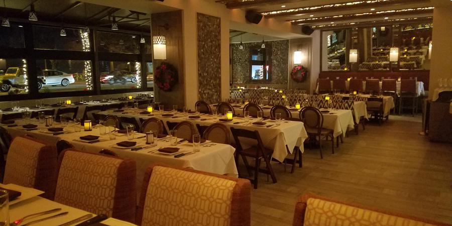 Red O Restaurant Santa Monica Venue