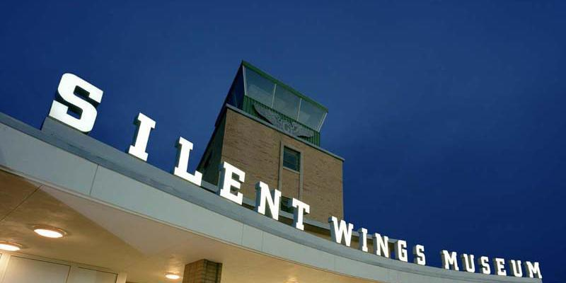Silent Wings Museum wedding Lubbock