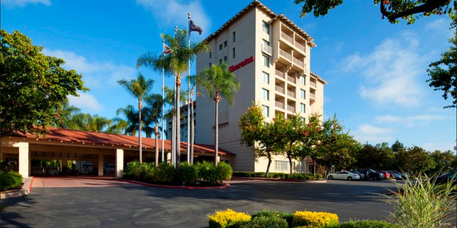 Sheraton San Jose Hotel wedding South Bay