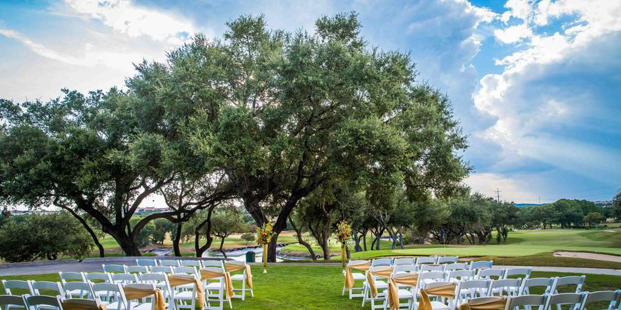 The Club at Sonterra wedding San Antonio