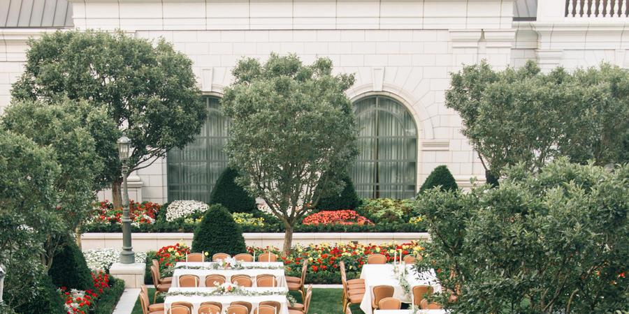 The Grand America Hotel wedding Salt Lake City