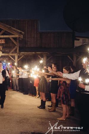 Firehouse Saloon wedding Houston