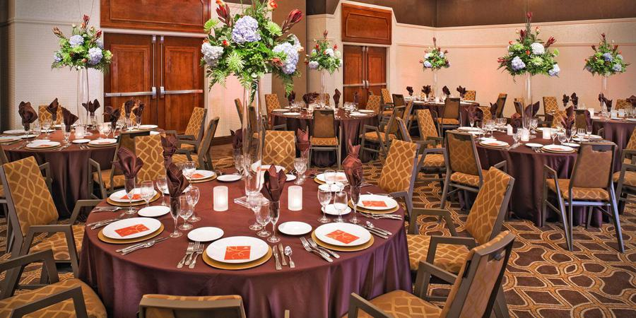 Sheraton Hotel Detroit Metro Airport wedding Detroit