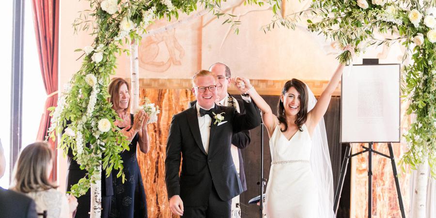 The City Club of San Francisco wedding San Francisco