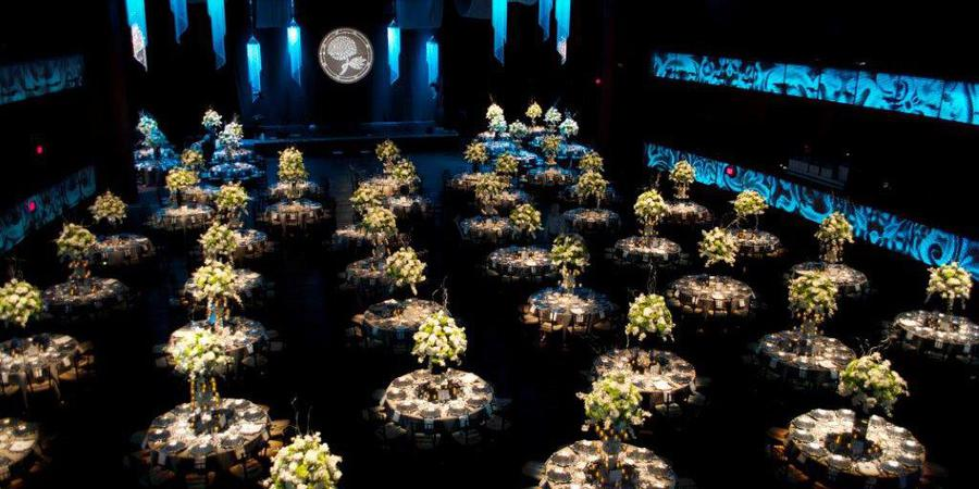 Tobin Center for the Performing Arts wedding San Antonio