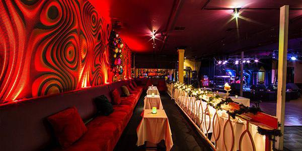 Harlows Restaurant & Nightclub wedding Sacramento