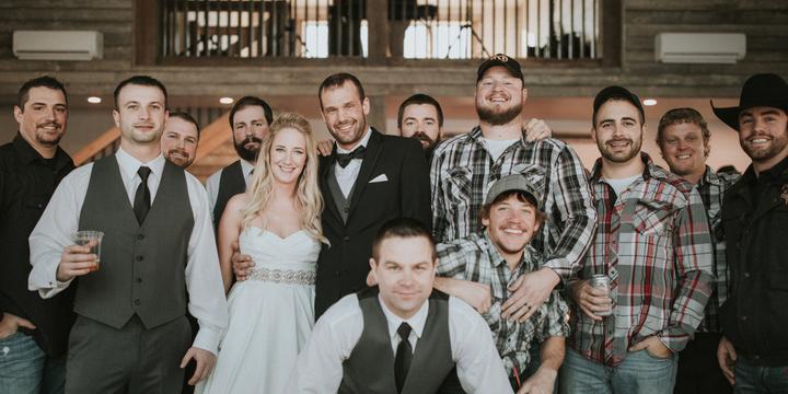 The Silver Knot wedding Montana