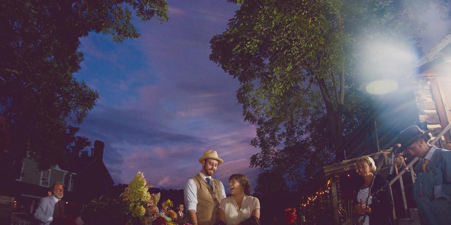 The Mast Farm Inn wedding Winston-Salem/Mountains