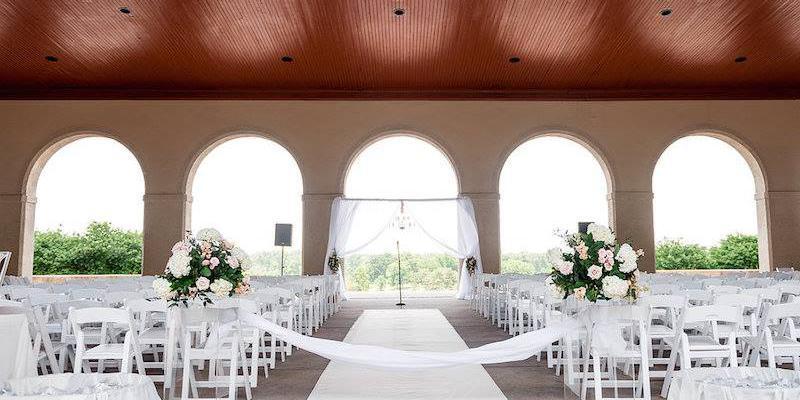 World's Fair Pavilion wedding St. Louis