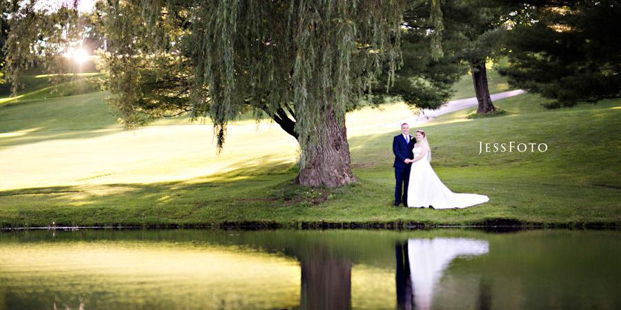 Marlborough Country Club wedding Boston