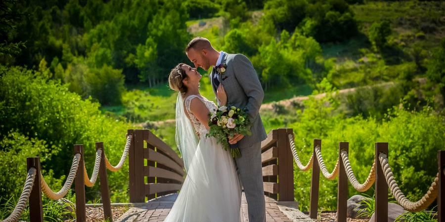 East Canyon Resort wedding Salt Lake City