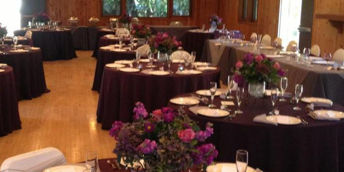 Pavilion Redwood Estates wedding South Bay