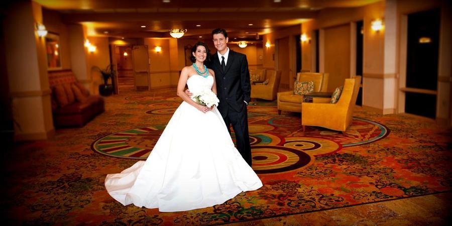 Tucson University Park Hotel wedding Tucson