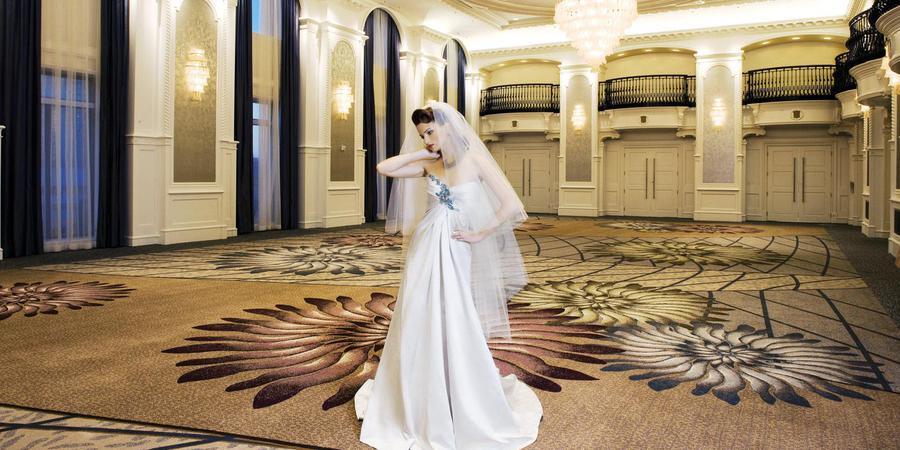 The Westin Book Cadillac Detroit wedding Detroit