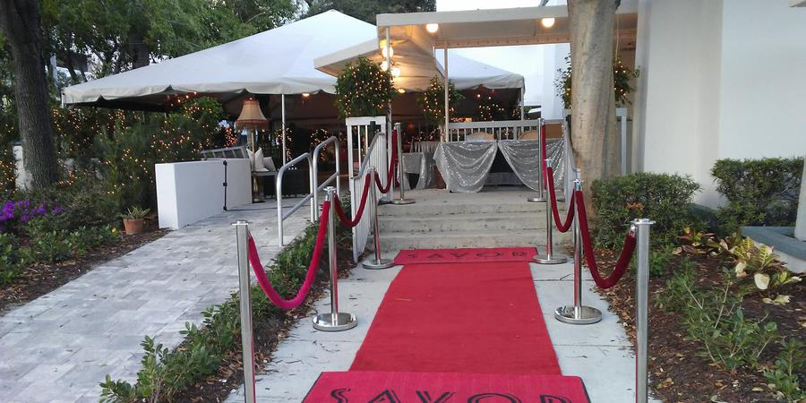 SAVOR Cinema wedding Miami