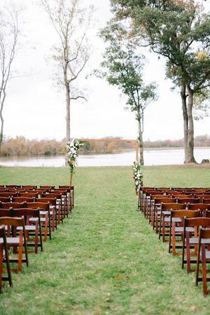 Upper Shirley Vineyards wedding Virginia Beach
