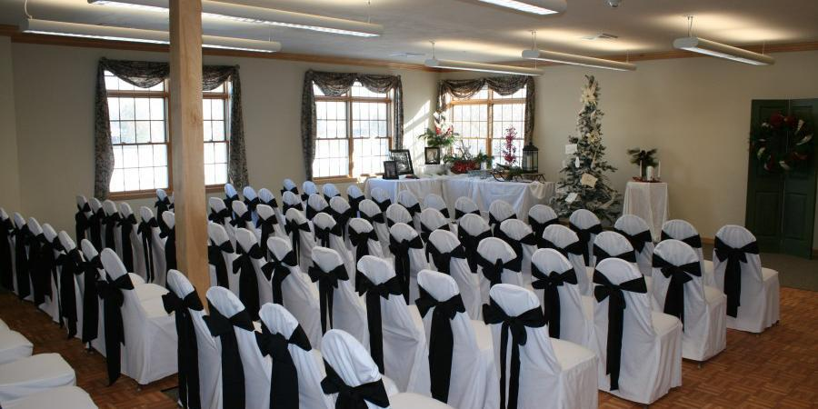 Birchwood Lodge wedding Green Bay