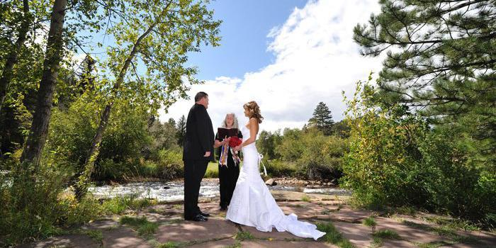 Romantic RiverSong Weddings wedding Boulder/Fort Collins
