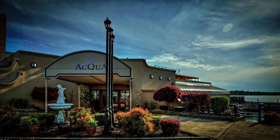 Acqua Banquets wedding Western New York