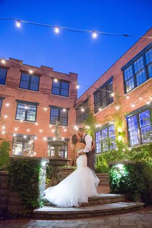 Events @ the Foundry wedding Western New York