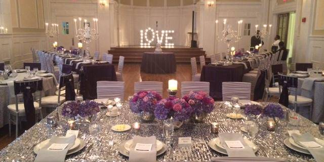 The Lafayette Ballrooms wedding Western New York