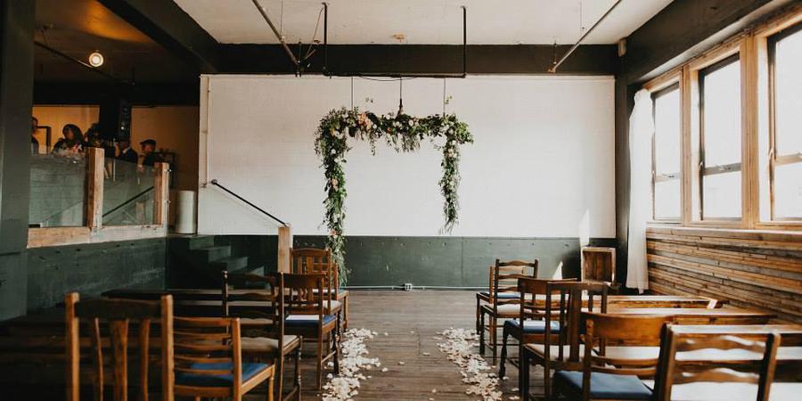 Union/Pine wedding Portland
