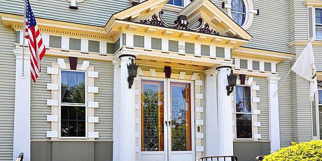Edgewood Manor Inn wedding Providence/Northern Rhode Island