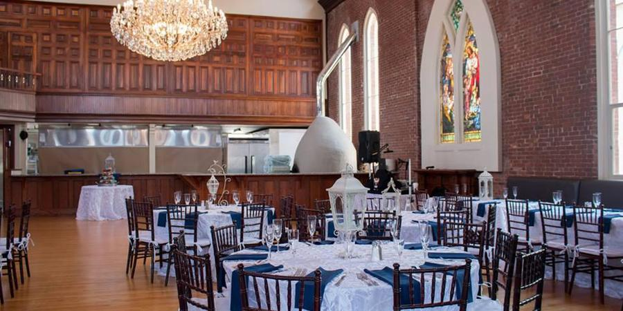 Abbey Grill wedding South Shore