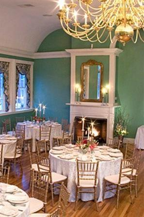 The Phoenix Room wedding North Shore