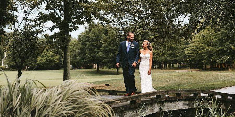 StoneWater Golf Club wedding Columbus