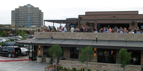 The Tavern Tech Center wedding Denver