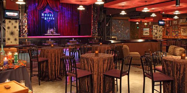 House Of Blues Houston Venue