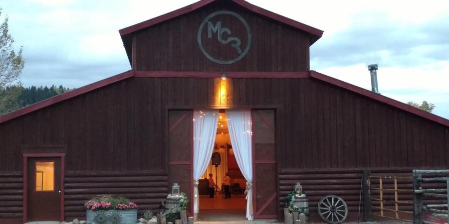 Moose Creek Ranch wedding Idaho