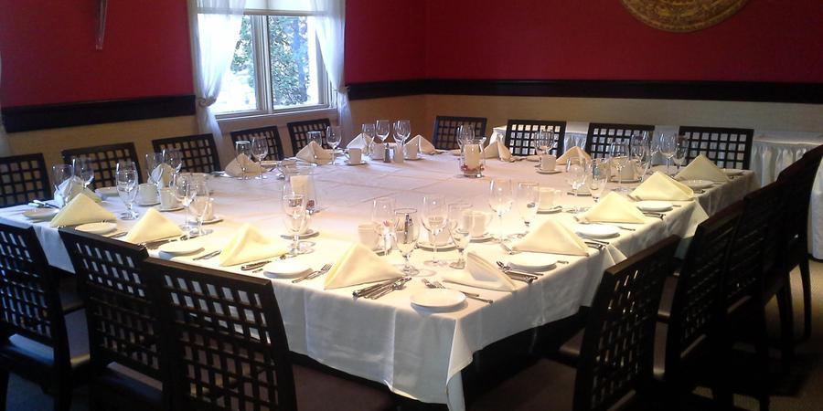 Sky Restaurant wedding Boston