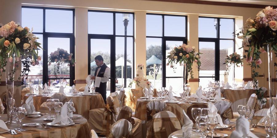 Hyatt Regency DFW International Airport wedding Dallas