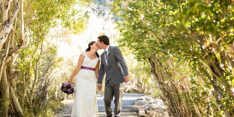 Convict Lake Resort wedding Yosemite