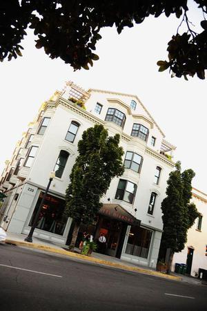 Hotel Diamond wedding Sacramento