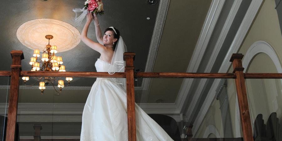 The Carlisle Vault wedding South Central PA