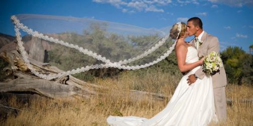 The Ogden Nature Center wedding Salt Lake City