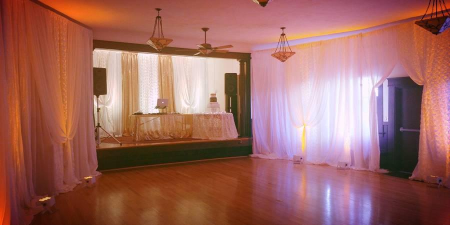 San Jose Clubhouse wedding South Bay